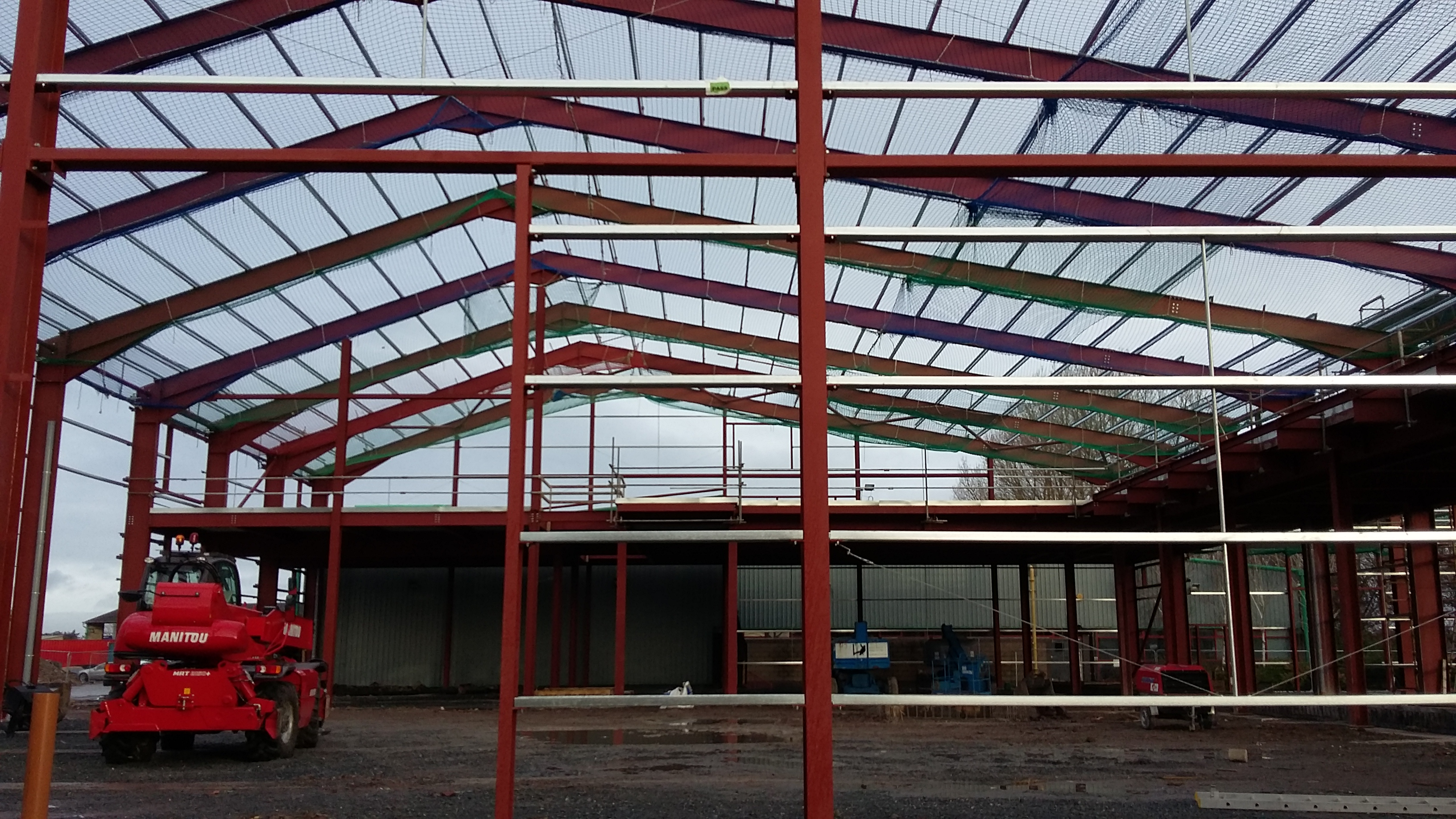Projects Gillen Steel Armagh Northern Ireland